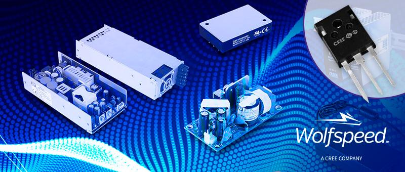 SiC MOSFET на 1200 В от Wolfspeed для маломощных преобразователей энергии