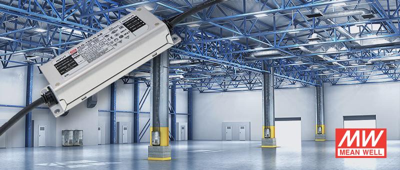 Cемейство LED-драйверов Mean Well XLG(I) с защитой 380 В и выше со склада
